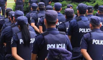 Imagen de Policía pinamarense detenido acusado de participar de una violación en manada