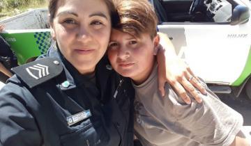 Imagen de Encontraron a la joven de Las Toninas que estaba perdida