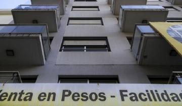 Imagen de La Provincia: la venta de inmuebles se desplomó un 36,9% en junio