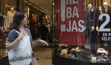 Imagen de Nueva caída de las ventas minoristas: se desplomaron 18,6% en agosto