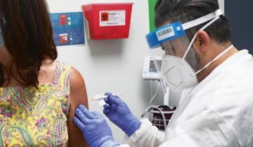 Imagen de Coronavirus: Provincia avanzó en la organización del cronograma de vacunación