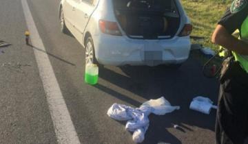 Imagen de Se fugó, intentó atropellar policías y lo detuvieron con droga en Balcarce