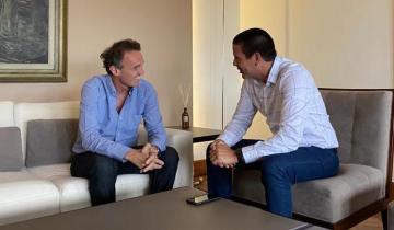 Imagen de Cardozo ya se reunió con el ministro de Obras Publicas de Alberto Fernández: los planes para La Costa