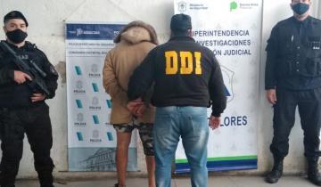 Imagen de Dolores: detuvieron a un hombre por violar una restricción de acercamiento