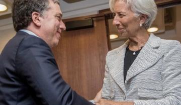Imagen de El FMI ya está en Buenos Aires para decidir sobre un nuevo desembolso