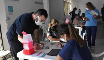 Imagen de Coronavirus en la Provincia: el 72% de la población mayor de 20 años ya se registró para vacunarse