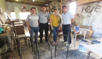 Imagen de En la cárcel de Dolores se elaborará pan y se repararán muebles para las escuelas de la ciudad