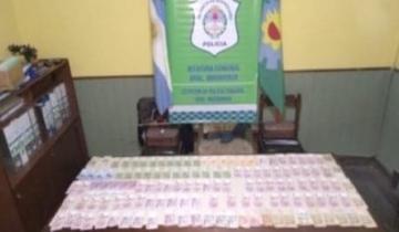Imagen de General Madariaga: incautaron cocaína y recuperaron el arma reglamentaria robada a un policía