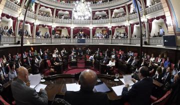 Imagen de Los senadores peronistas de la quinta sección presentaron más proyectos que los senadores de Cambiemos