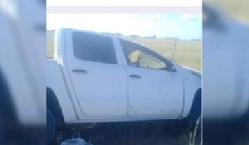 Imagen de Murió una mujer tras volcar en un camino cerca de Chascomús