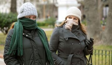 Imagen de Arrancó el invierno en la Provincia: se esperan mínimas de 0 grados