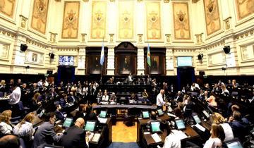 """Imagen de Para Magario, las modificaciones de la oposición """"alteraron el espíritu"""" de la ley impositiva"""