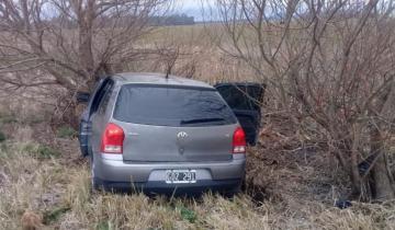 Imagen de Dos personas murieron tras un accidente en la ruta