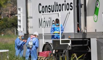 Imagen de La Provincia: la tasa de mortalidad por Coronavirus sigue en baja pero crecieron los contagios