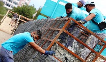 Imagen de La Costa: avanzan los trabajos para conformar un nuevo espacio público