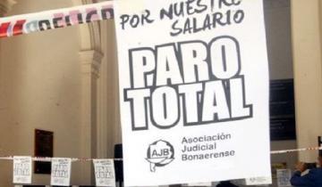 Imagen de Paritarias: los judiciales rechazaron otra propuesta del Gobierno y paran el martes