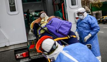 Imagen de Coronavirus en Argentina: otra jornada récord con 14.687 nuevos contagios