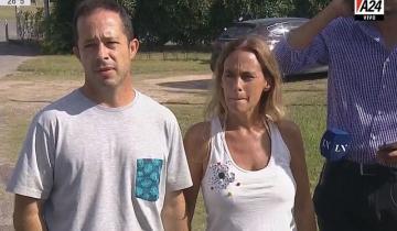 """Imagen de Hablaron los padres de Guarino: """"Sabíamos que era inocente"""""""