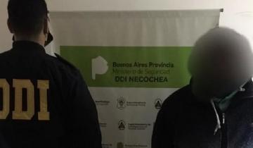 Imagen de Necochea: detienen a acusado de violar a su hijastra durante casi ocho años