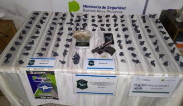 Imagen de General Madariaga: importantes allanamientos por venta de estupefacientes