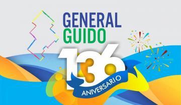 Imagen de Comienzan los actos por el 136ª aniversario de General Guido