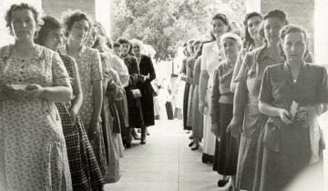 Imagen de 11 de noviembre de 1951: a 69 años de la primera vez que las mujeres pudieron votar en Argentina