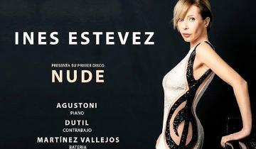 Imagen de La dolorense Inés Estévez presenta su nuevo disco