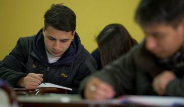 Imagen de Educación: ponen en marcha un programa para que 400.000 jóvenes terminen el secundario