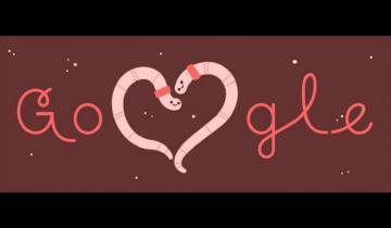 Imagen de ¡Feliz San Valentín! El homenaje de Google al Día de los Enamorados