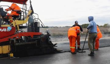 Imagen de Oportunidad laboral: buscan trabajadores para completar las obras de la Ruta 56