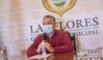 Imagen de El intendente de Las Flores dio positivo de Coronavirus por segunda vez